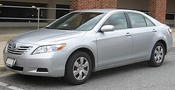 The Toyota Camry Gets 25 Mpg, And Can Go 416 Miles On One 18.5 Gal. Tank.  The Honda Accord Has The Same Fuel Economy As The Toyota Camry. Nissanu0027s  2008 ...