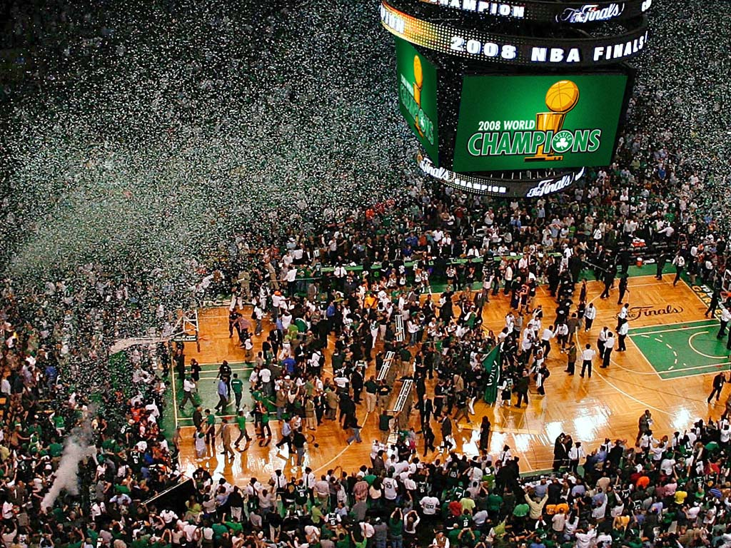 Boston Celtics Championships Page