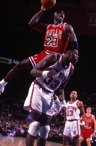Michael Jordan Home Page