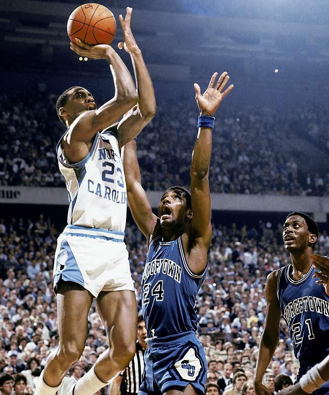 a2ee3c0d902528 Michael Jordan s College Career