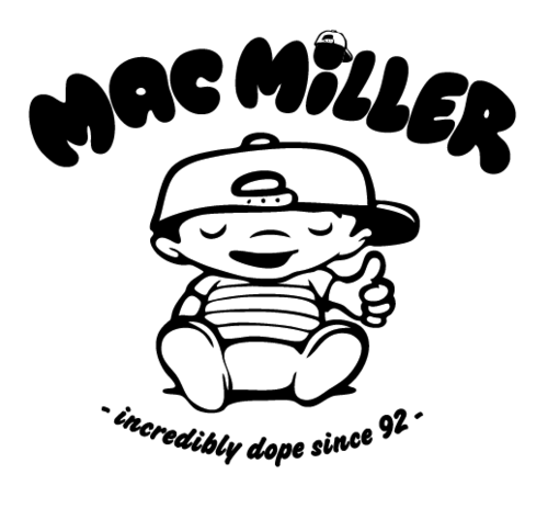 mac miller coloring pages - photo#14