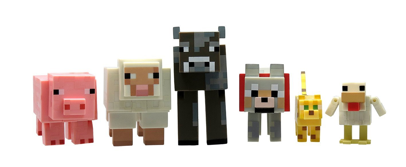The Mobs of Minecraft